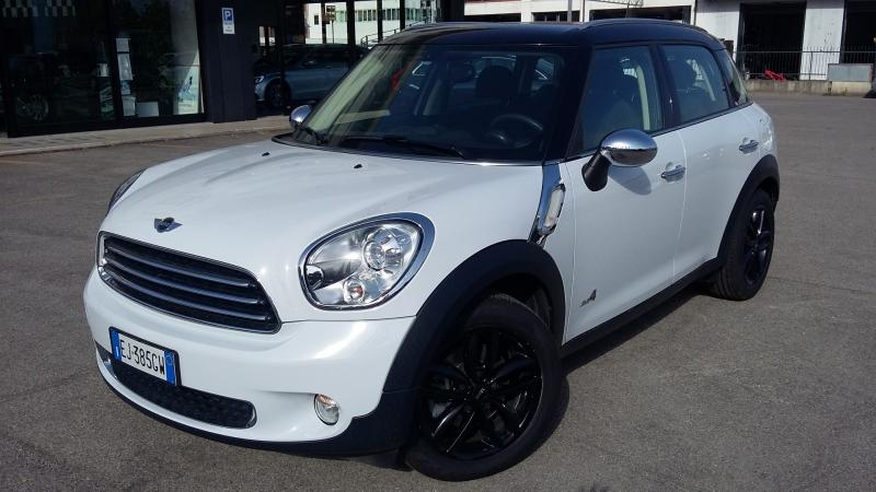 Cooper D Countryman Mini 1.6 ALL4 FULL OPTIONAL