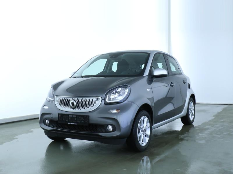 smart forfour Passion 52 kw  twinamic