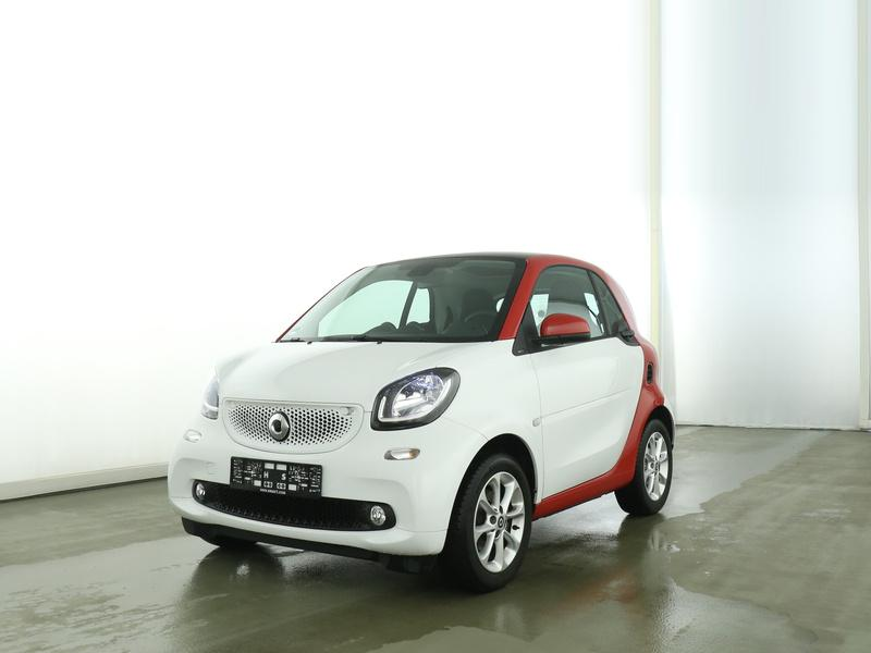smart fortwo 52 kw  twinamic