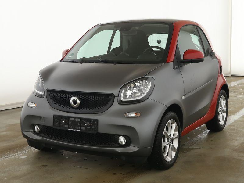 fortwo 52 KW twinamic