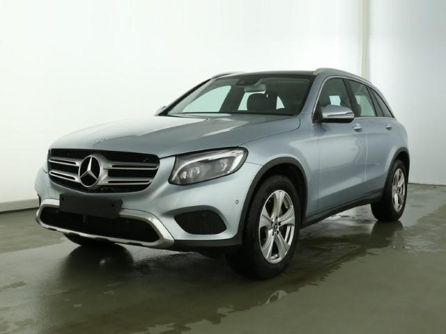 Mercedes-Benz GLC 220 d 4Matic int. AMG Line - Tetto panora..