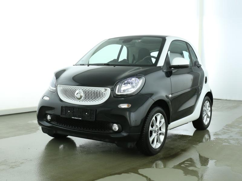 fortwo passion twinamic
